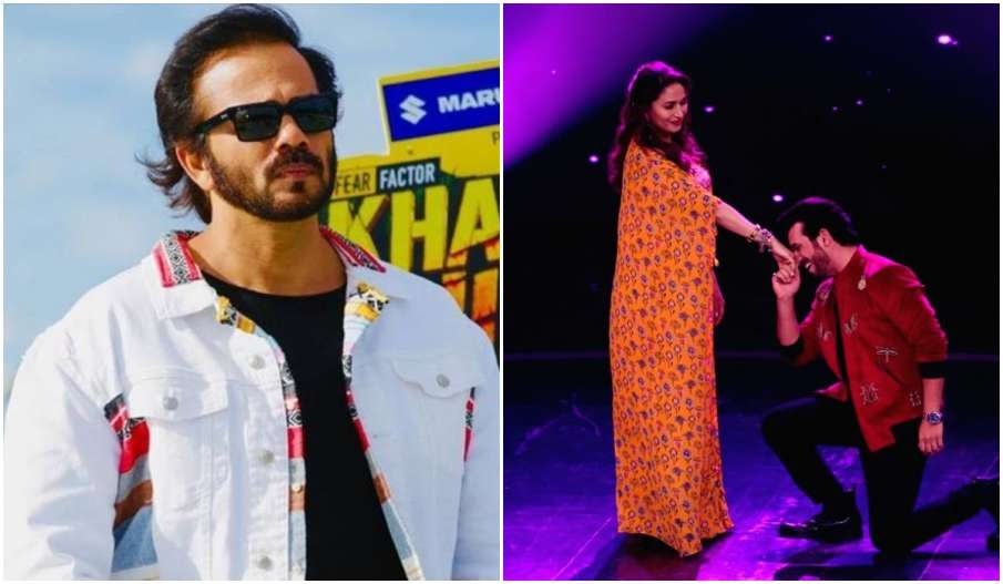 'डांस दीवाने' के सेट पर पहुंचे 'केकेके 11' के होस्ट और फाइनलिस्ट- India TV Hindi