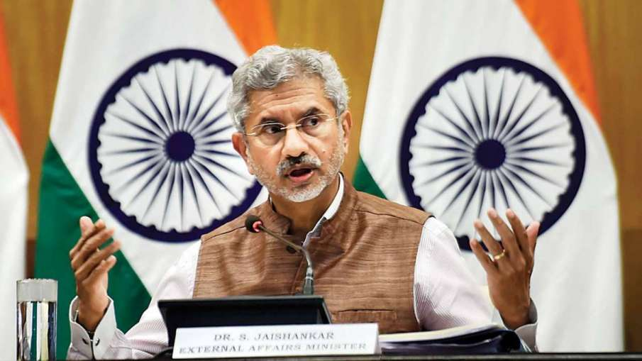 As India becomes ever more democratic, democracy will become ever more Indian: Jaishankar- India TV Hindi