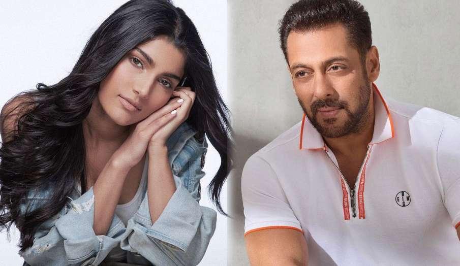 salman khan shares niece Alizeh Agnihotri video goes viral actor praise her - India TV Hindi