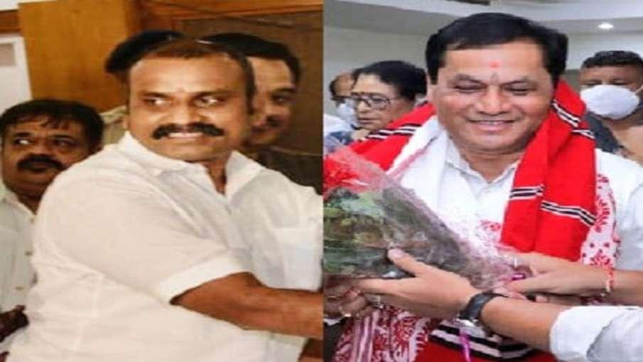 Sarbananda Sonowal, Selvaganapathi, Murugan elected unopposed to Rajya Sabha- India TV Hindi