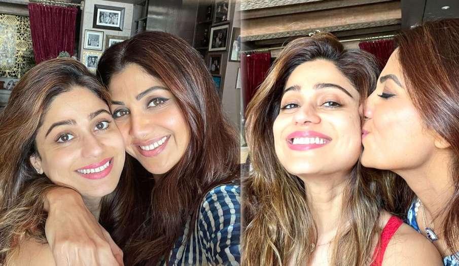 shilpa shetty post for sister tunki shamita back home after bigg boss ott - India TV Hindi