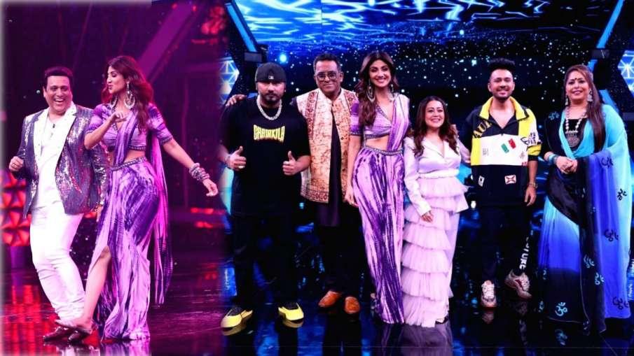 'सुपर डांसर 4' में इस हफ्ते यो यो हनी सिंह, गोविंदा और चंकी पांडे आएंगे नजर- India TV Hindi
