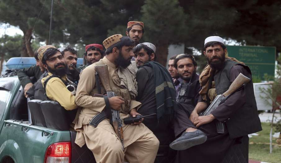तालिबान लड़ाके (फाइल फोटो)- India TV Hindi