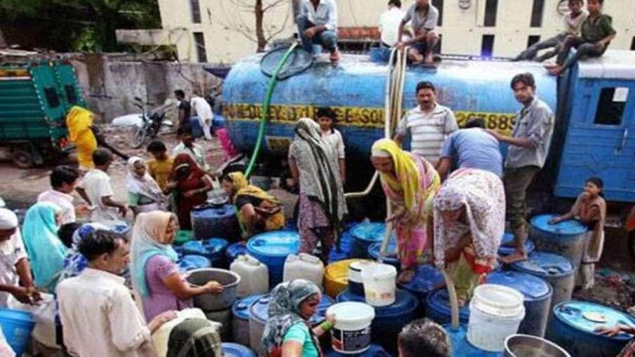Delhi Jal Board, Delhi Jal Board Water Shortage, Water Shortage Delhi, DJB Delhi- India TV Hindi