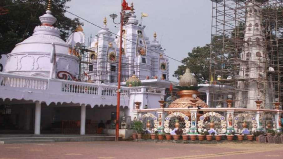 इंदौर में नशे में धुत व्यक्ति मंदिर में घुसा, भगवान राम मूर्ति खंडित की - India TV Hindi