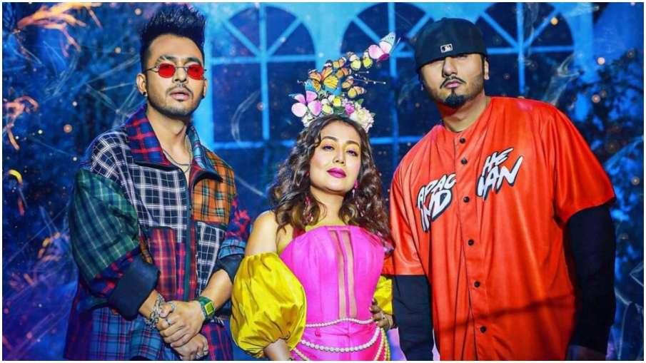 KANTA LAGA - Tony Kakkar, Yo Yo Honey Singh, Neha Kakkar | Anshul Garg | Latest Hindi Song 2021- India TV Hindi