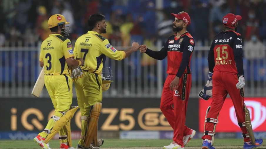 Virat Kohli did not see the 'X factor' in his bowlers, Dhoni told the pitch the slowest RCB vs CSK- India TV Hindi