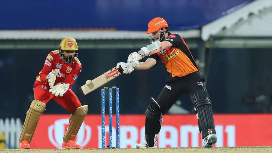 SRH vs PBKS LIVE TOSS Know SRH v PBKS toss history, weather conditions and pitch report Sharjah Cric- India TV Hindi