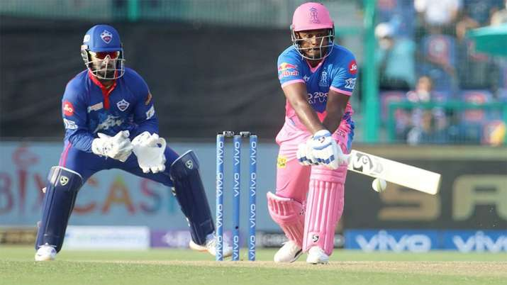 Sanju Samson may be banned if he does this mistake again DC vs RR- India TV Hindi