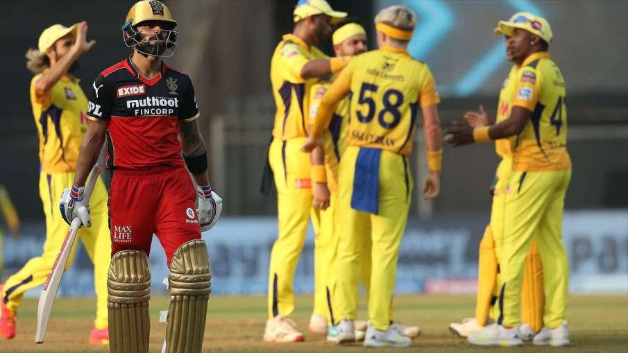 Live Streaming Cricket RCB vs CSK watch Live Cricket Match RCB vs CSK Online On Hotstar- India TV Hindi