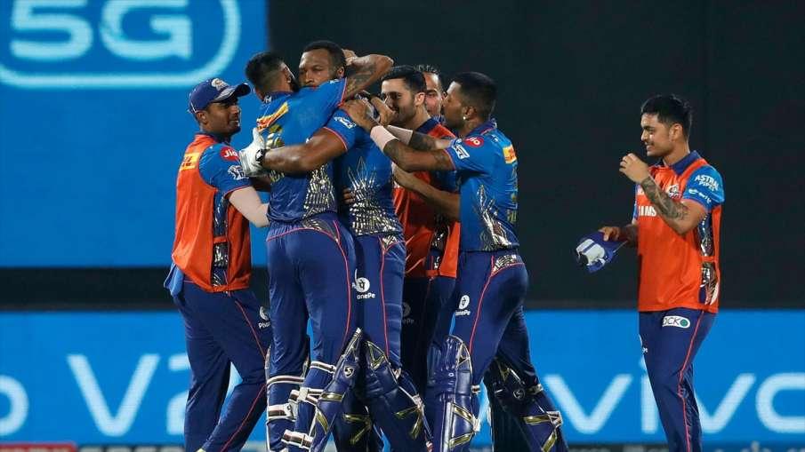 IPL 2021 CSK vs MI Mumbai indians vs Chennai Super Kings...- India TV Hindi