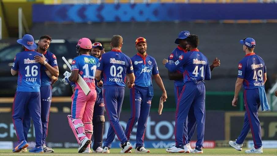 DC vs RR: Delhi beat Rajasthan by 33 runs, beat CSK to top the points table - India TV Hindi