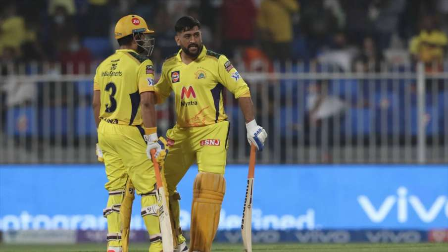 CSK Beat RCB By 6 Wickets IPL 2021 Points Table Top - India TV Hindi