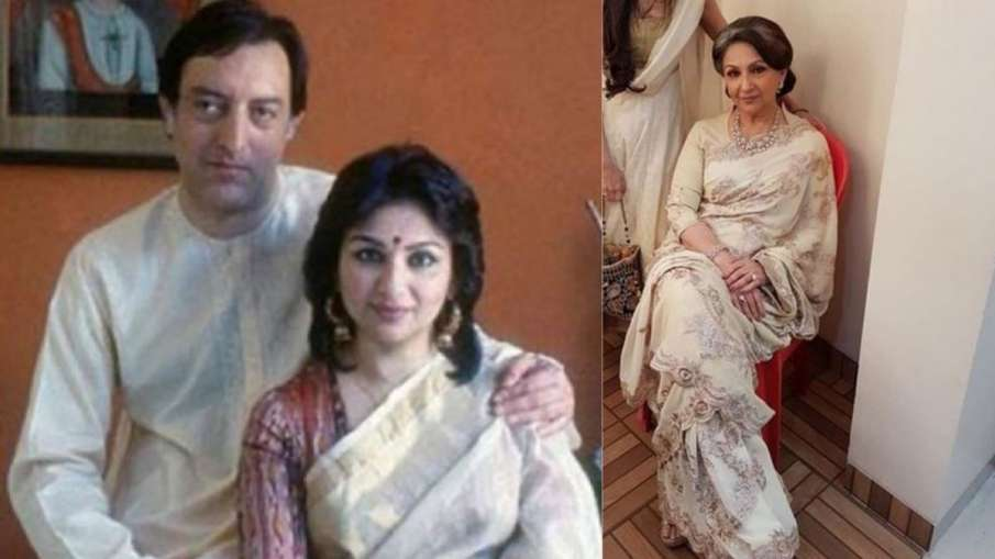 sharmila tagore not invited by ecb for pataudi trophy...- India TV Hindi
