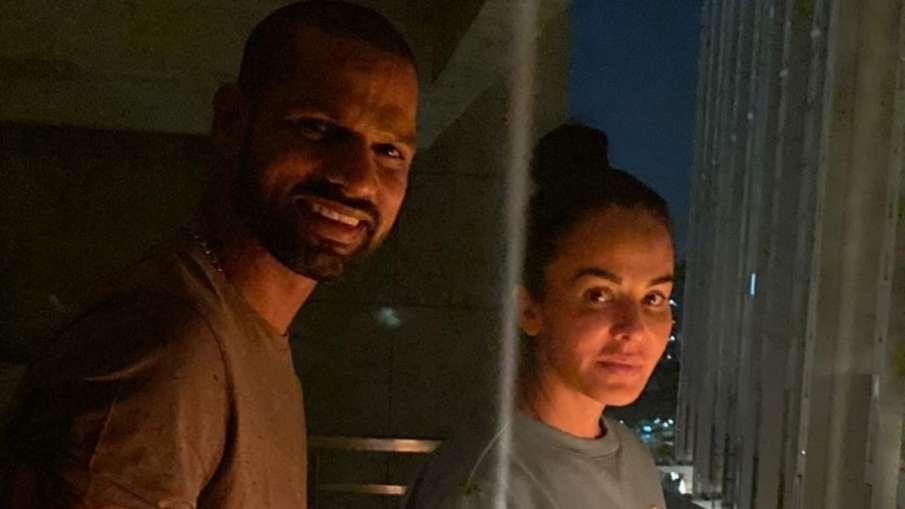 Shikhar Dhawan and Ayesha Dhawan Relationship got toxic...- India TV Hindi