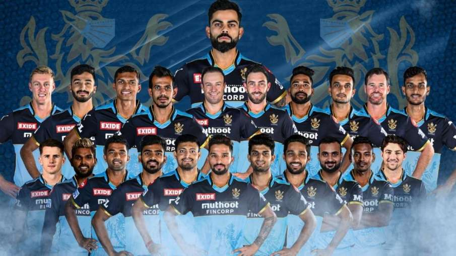 IPL 2021: RCB to sport special blue jersey against KKR...- India TV Hindi