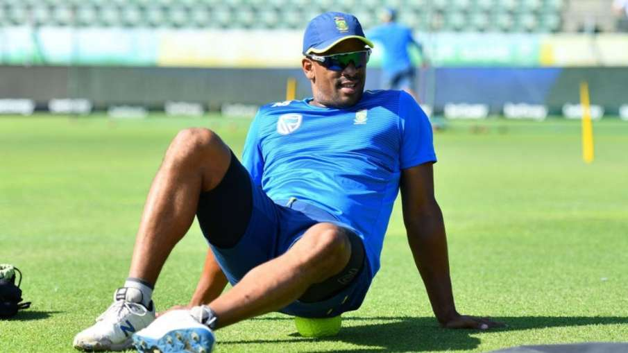 Vernon Philander excited to work with Pakistan...- India TV Hindi