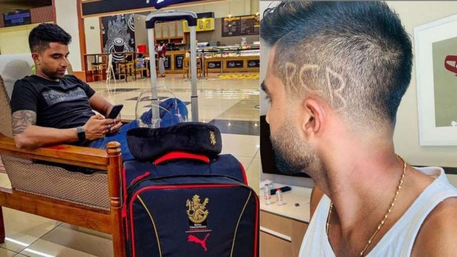IPL 2021: Sachin Baby Flaunts His New Hairstyle...- India TV Hindi