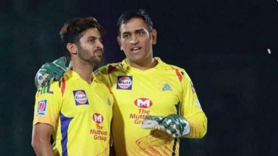 T20 WC: Shardul Thakur happy with MS Dhoni's...- India TV Hindi