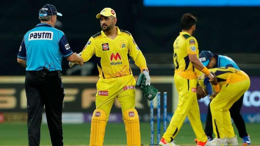 IPL 2021: chennai super kings beat mumbai indians by 20...- India TV Hindi