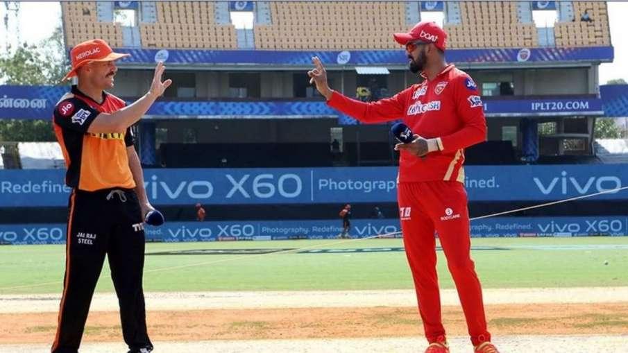 IPL 2021 SRH vs PBKS Live Streaming- India TV Hindi