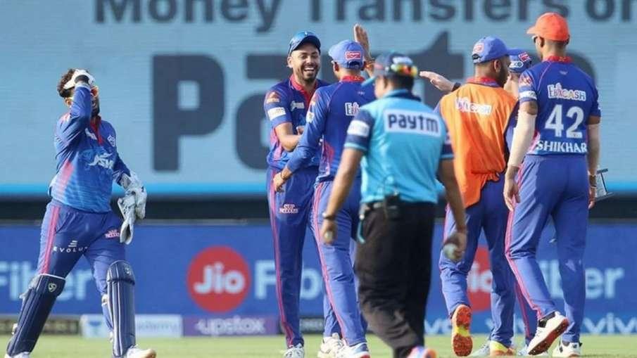 DC vs RR, Live Score IPL 2021- India TV Hindi