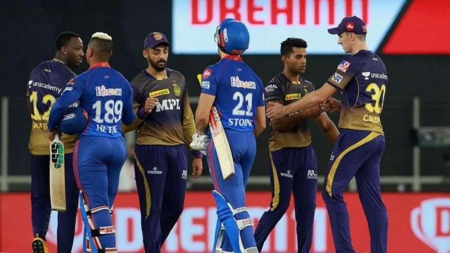 IPL 2021 KKR vs DC Live Streaming- India TV Hindi
