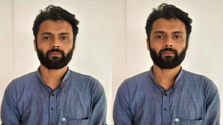 Uttar Pradesh ATS arrests Atif from Nashik in alleged conversion case- India TV Hindi
