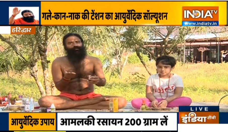 Yoga For ENT Problems and eyes- India TV Hindi