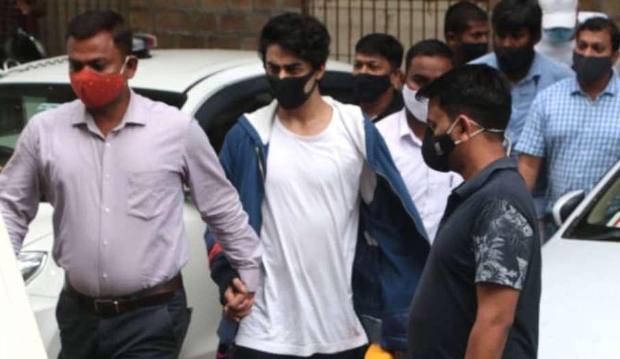 Mumbai cruise drugs case NCB unveils whatsapp chat codeword Football aryan khan bail case - India TV Hindi