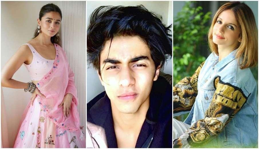 shahrukh khan son aryan bollywood celebs support - India TV Hindi