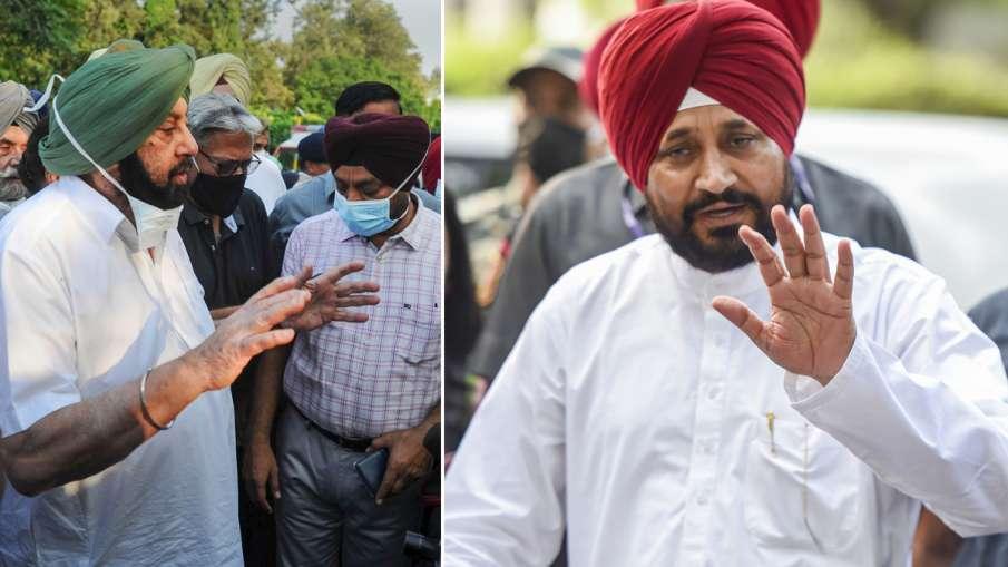 BSF का अधिकार क्षेत्र बढ़ाने के फैसले पर पंजाब में सियासी जंग, CM चन्नी ने जताया विरोध, कैप्टन ने बत- India TV Hindi