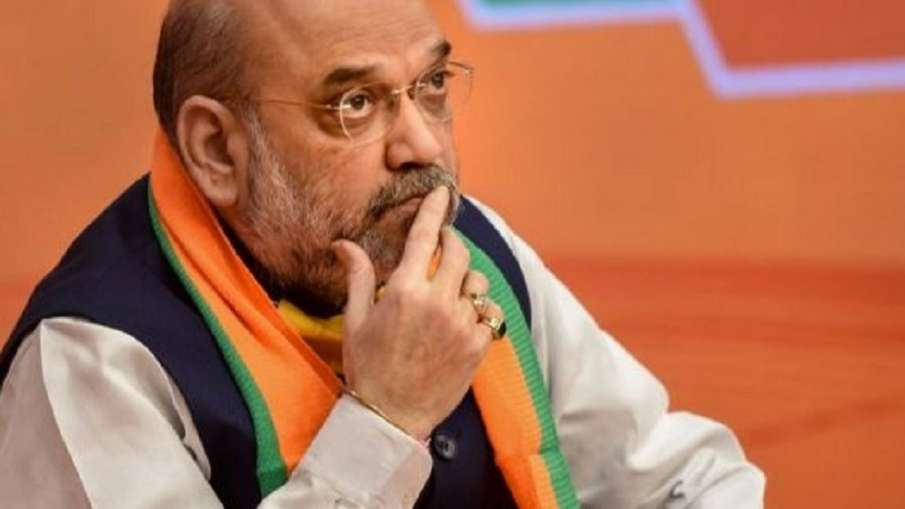 Amit Shah to hold crucial meet with J-K LG to review situation on Saturday- India TV Hindi