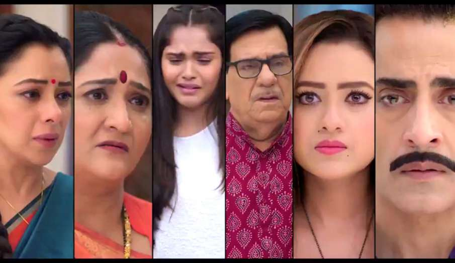 anupamaa spoiler news vanraj kavya anupamaa anuj paakhi latest news in hindi - India TV Hindi