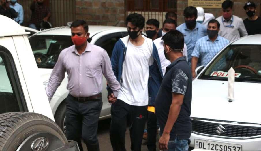aryan khan ncb drug case - India TV Hindi