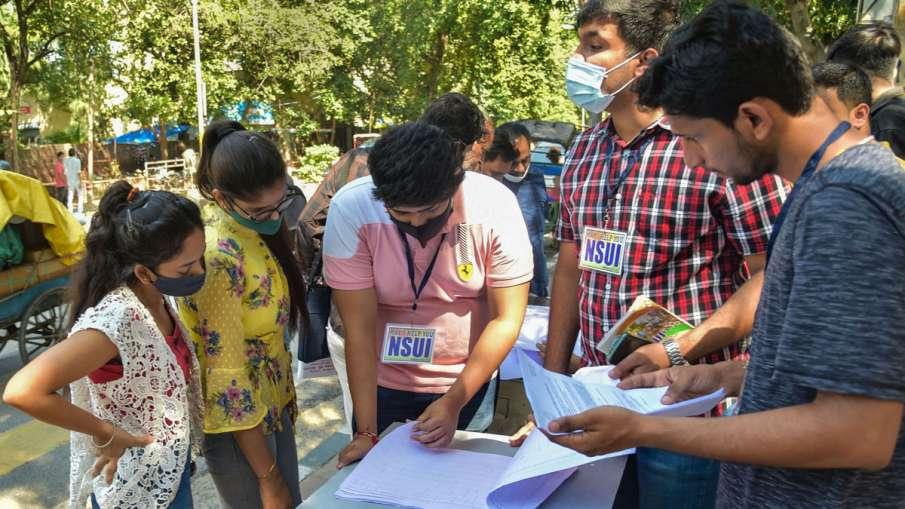 DU में 100 फीसदी कट ऑफ,...- India TV Hindi