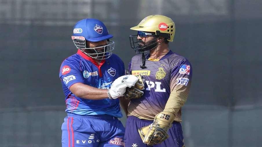 DC vs KKR, IPL 2021, Qualifier 2- India TV Hindi