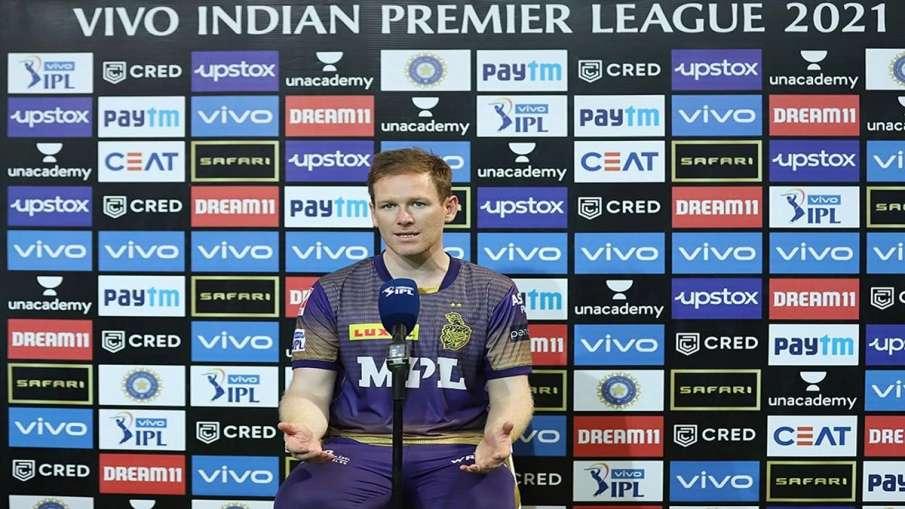 IPL 2021 : मोर्गन ने इस...- India TV Hindi