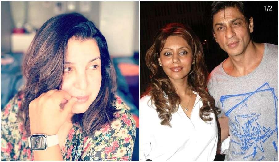 farah khan birthday post for gauri khan - India TV Hindi