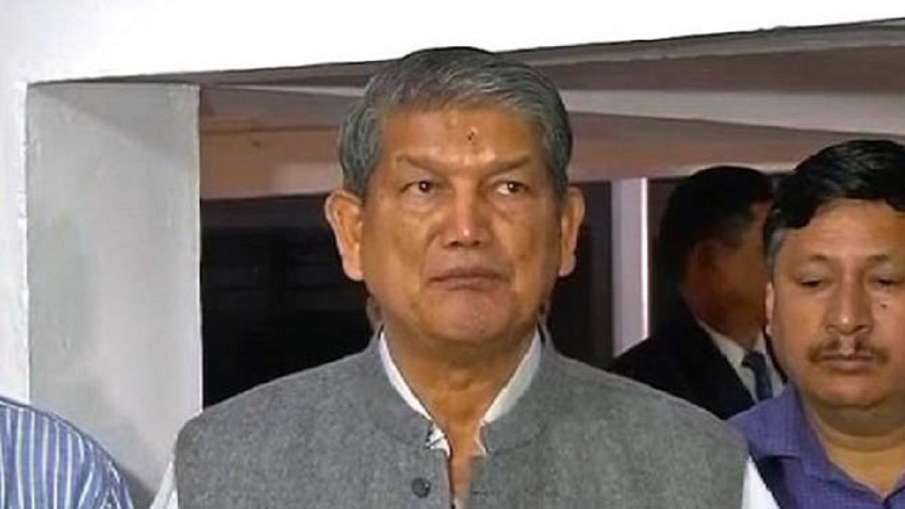 Not without an apology: Harish Rawat raises the bar for ex-Congress leaders to return- India TV Hindi