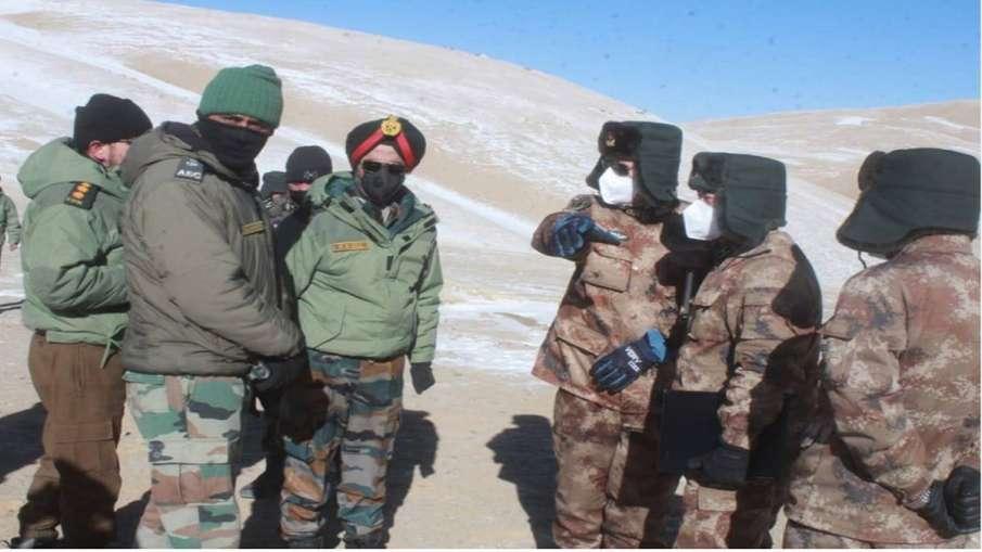 पूर्वी लद्दाख में गतिरोध होगा खत्म: भारत और चीन रविवार को 13वें दौर की सैन्य वार्ता करेंगे- India TV Hindi