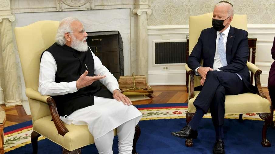 Modi Biden meet, Narendra Modi, Joe Biden, Narendra Modi Joe Biden- India TV Hindi