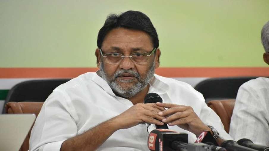 NCB ने बिना सबूत दामाद को हिरासत में रखा, NCP नेता नवाब मलिक की सफाई- India TV Hindi