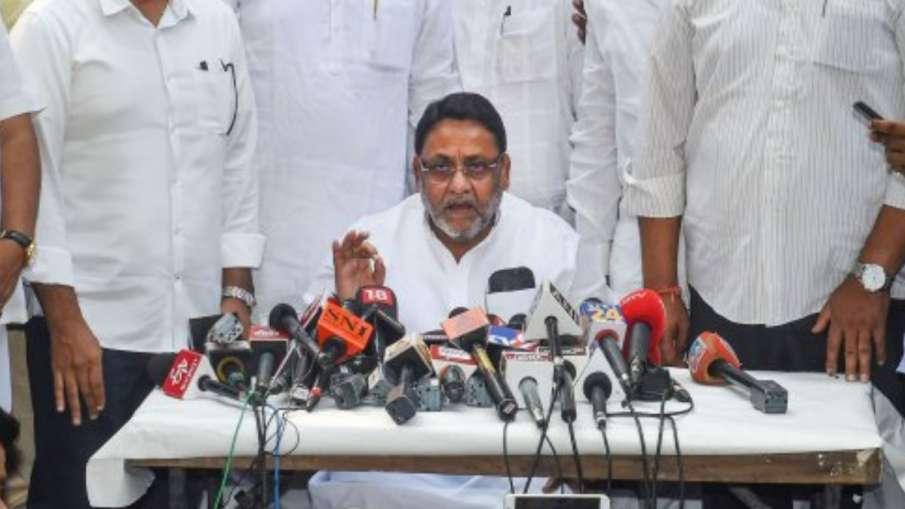Drug Case: नवाब मलिक का NCB पर आरोप, 'हिरासत में लेने के कुछ घंटे बाद BJP नेता के रिश्तेदार को छोड़ा- India TV Hindi