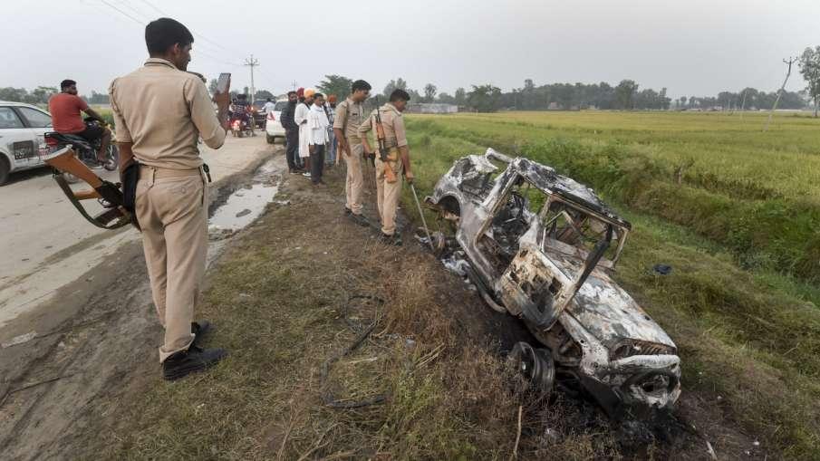 लखीमपुर खीरी कांड में पूर्व केंद्रीय मंत्री का भतीजा भी गिरफ्तार, कोर्ट ने 3 दिन की पुलिस रिमांड में- India TV Hindi