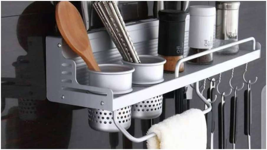tips to clean wall utensil stand- India TV Hindi