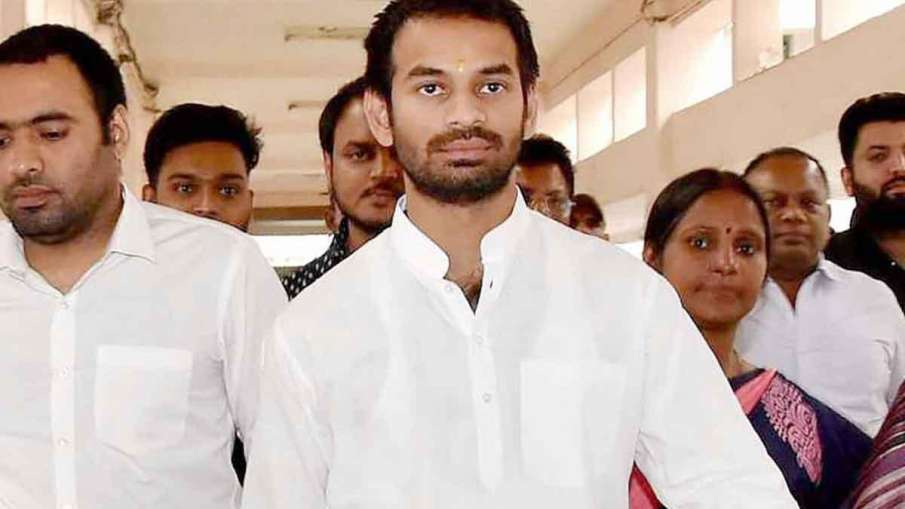Tej Pratap Yadav hits back after being left out of star campaigners' list- India TV Hindi