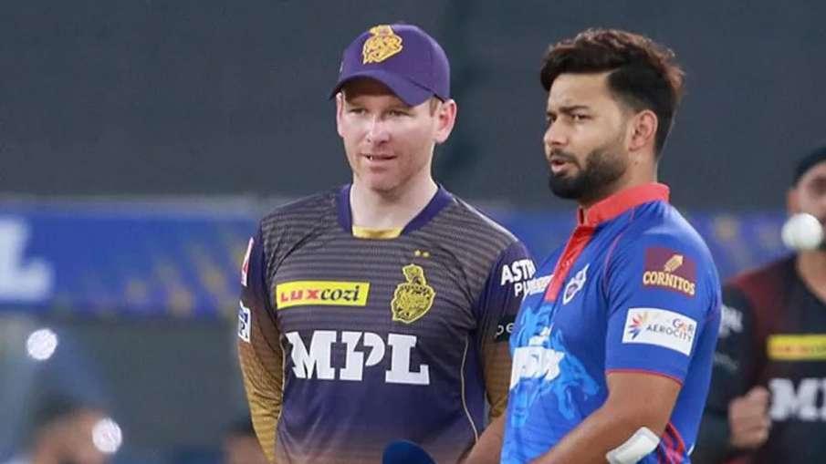 लाइव टॉस डीसी बनाम केकेआर, दिल्ली बनाम कोलकाता टॉस अपडेट, आईपीएल 2021 टुडे मैच टॉस लाइव अपडेट- India TV Hindi