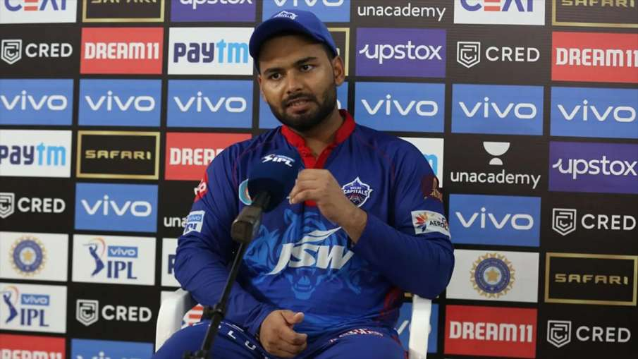 Rishabh Pant reveals the reason for including Marcus Stoinis in the playing XI DC vs KKR- India TV Hindi