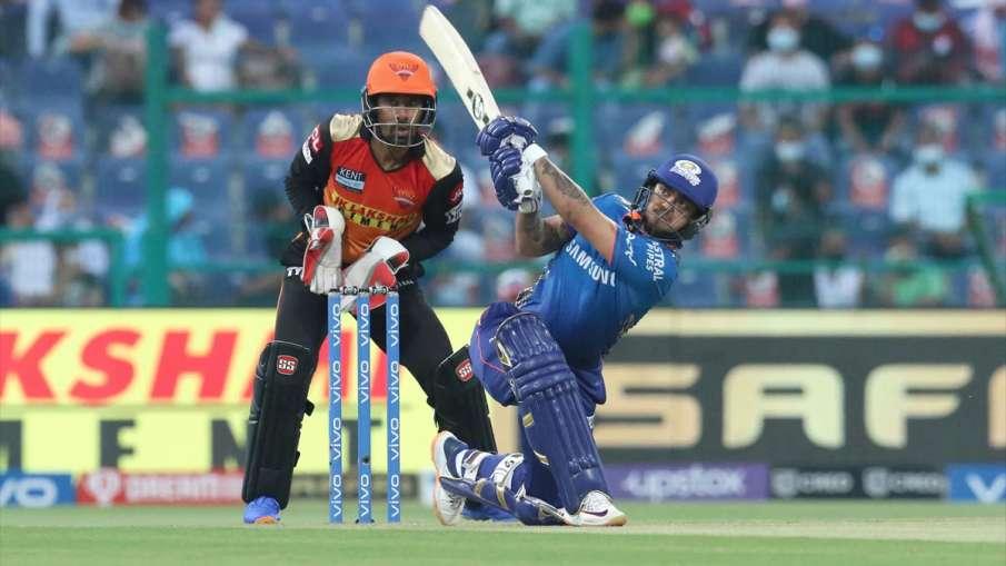 Ishan Kishan and Suryakumar Yadav Mumbai Indians made the 6th highest score of IPL- India TV Hindi